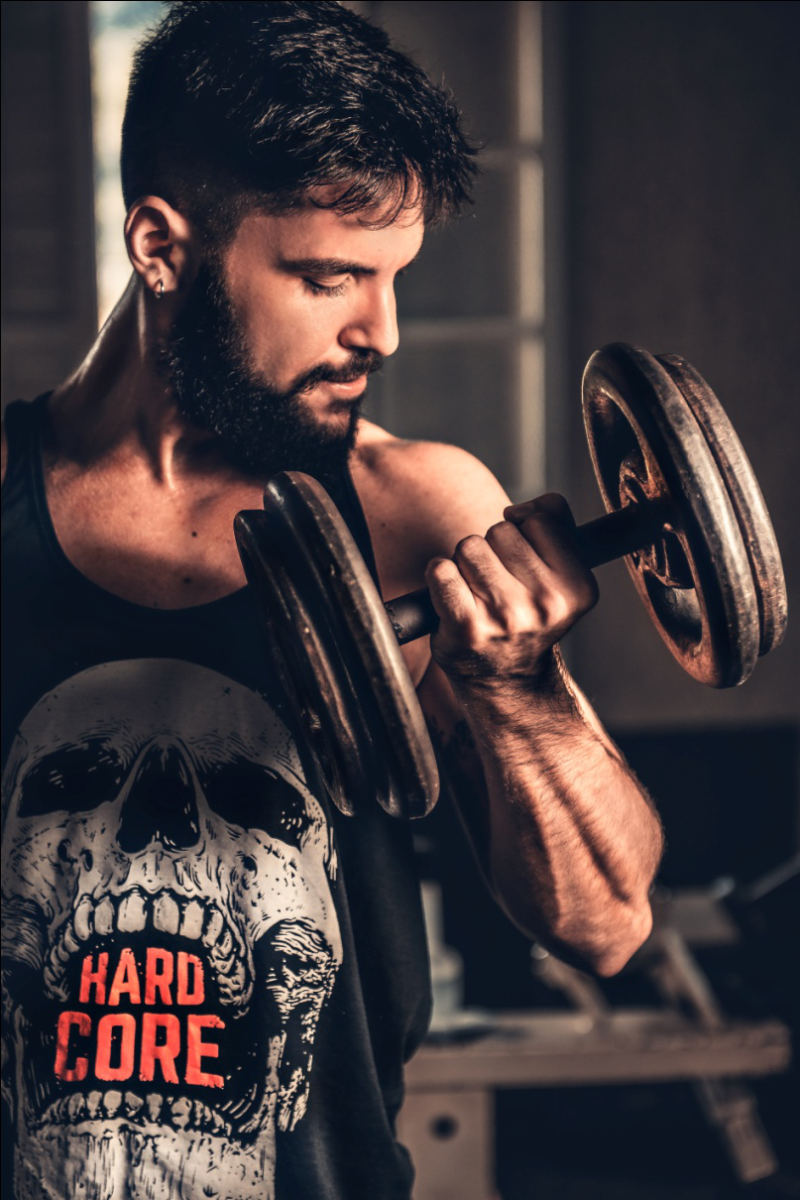 Steroids for Bodybuilding: Never a Good Option