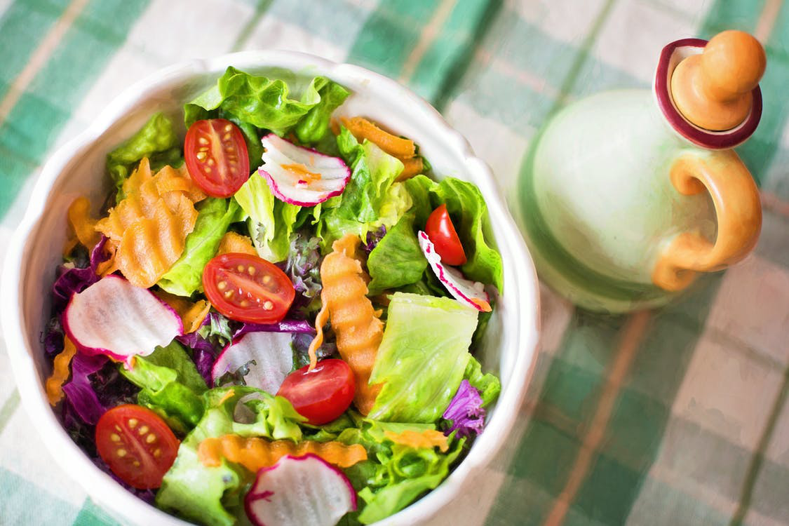 Mix It Up With Fruits And Vegetables