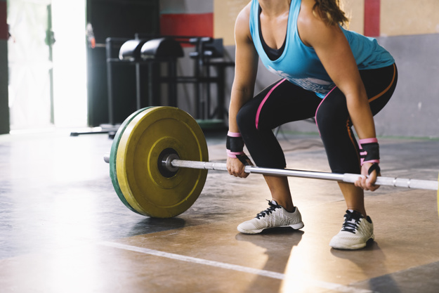 the benefits of weightlifting for women.